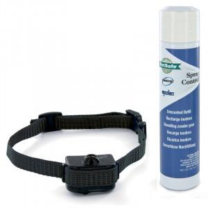 Collier anti-aboiement spray petit/moyen chien